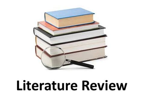 Literature reviews on category management range